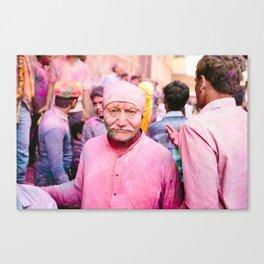 INDIA 31 Canvas Print