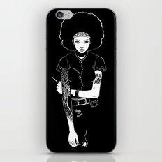 Lit Match iPhone & iPod Skin