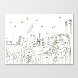 The First Mother Canvas Print