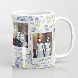 Jumelles et Chocolat Coffee Mug