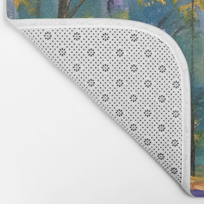 Autumn Walk Bath Mat