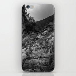 Trail end iPhone Skin