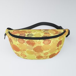 SPLOTCHES, GOLD Fanny Pack
