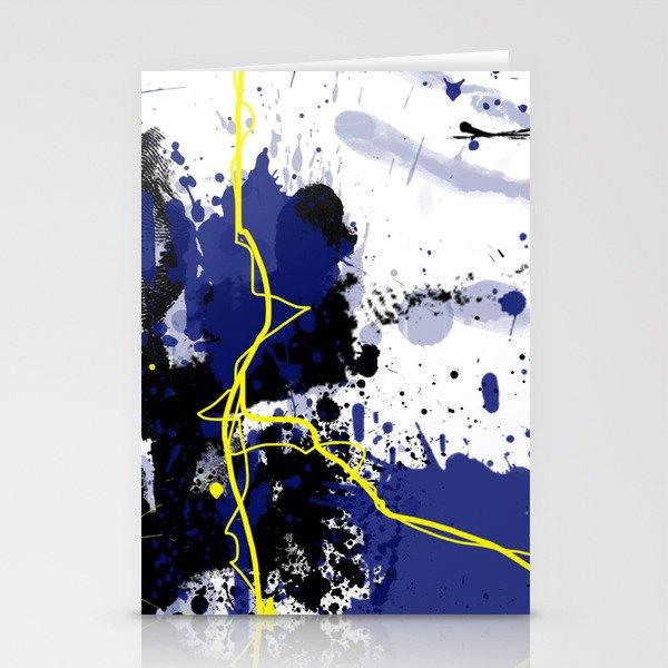 Cobalt Stationery Cards