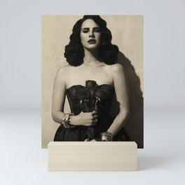 Lana DelRey Poster Print Mini Art Print