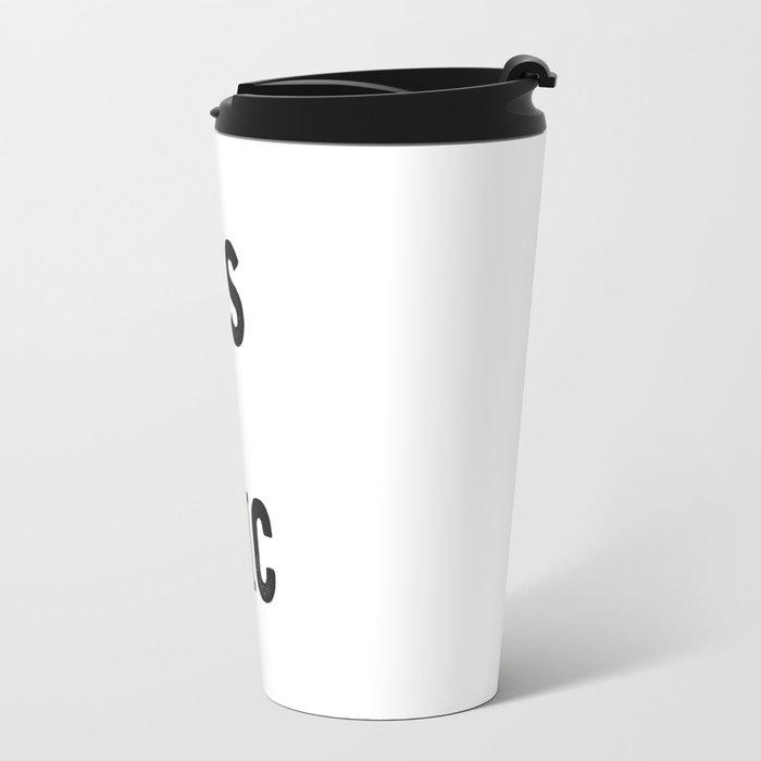 Sass A Holic Travel Mug