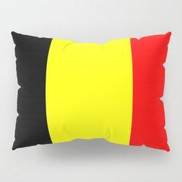 Drapeau Belgique Pillow Sham