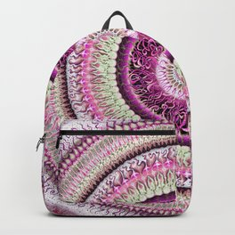 Pure Rose Mandala Backpack