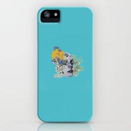 Dream a litte, dream of me iPhone Case