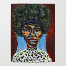 "Eunice ""Nina Simone"" Waymon Poster"