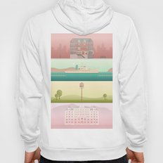 A Wes Anderson Collection Hoody