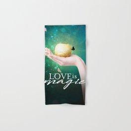 Love is Magic Hand & Bath Towel