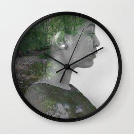 Ilham Wall Clock