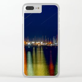 Lights. Clear iPhone Case