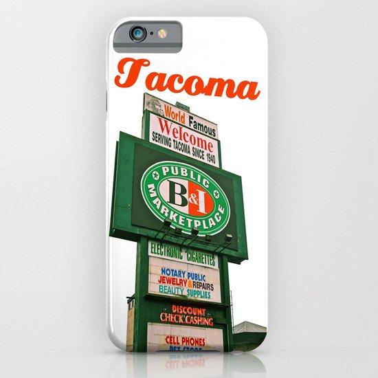 World Famous B&I iPhone & iPod Case