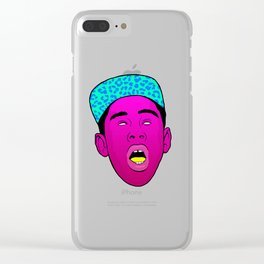 Tyler Clear iPhone Case