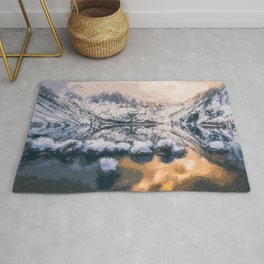 If Winter comes Rug