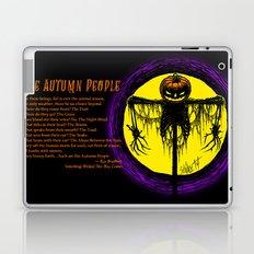 Killing Moon Laptop & iPad Skin