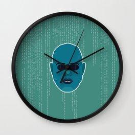 Morpheus - Matrix Wall Clock