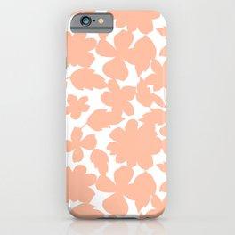 Minimal Florals iPhone Case