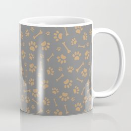 Dog Pattern | Puppy Pet Dog Owner Breed  Coffee Mug