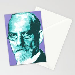 Edmund Husserl Stationery Cards