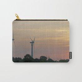ad solis occasum ventus turbines ab Horumersiel Carry-All Pouch