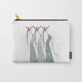 FLOWER GIRLS 3 Carry-All Pouch