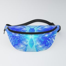 Butterfly Abstract G539 Fanny Pack