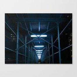 Under Construction Canvas Print