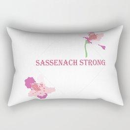 Sassenach Strong Rectangular Pillow