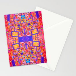Cirque du Fromage Stationery Cards