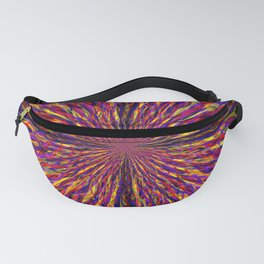 radial layers 17 - 4 segments Fanny Pack