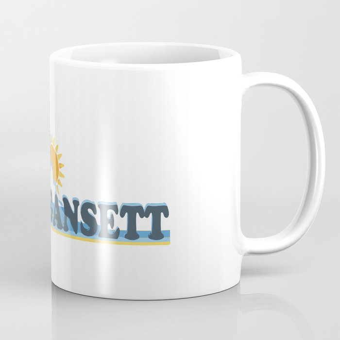 Narragansett Rhode Island Coffee Mug By Amricaroadside Society6