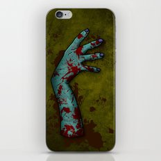 Zombie Arm iPhone & iPod Skin