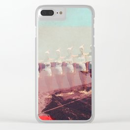 Just a Fading Memory Clear iPhone Case