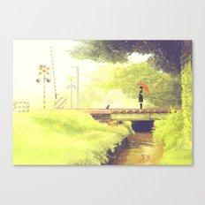 AOSHIGURE Canvas Print