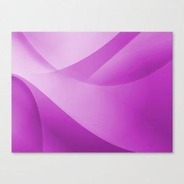Purple Wallpaper Canvas Print
