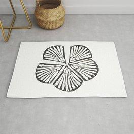 Unity | Botanical Print Rug