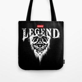 The Legend Tote Bag