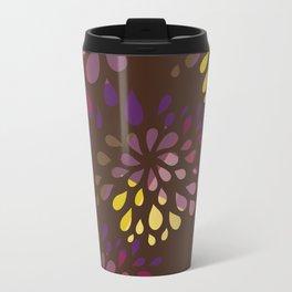 Dark drops Travel Mug
