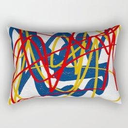 New mult 494 Rectangular Pillow