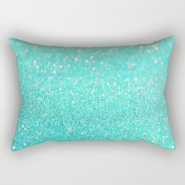 sparkle sea Rectangular Pillow