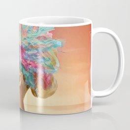Shark and gum Coffee Mug
