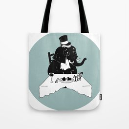 Exceptional Eggplant Tote Bag