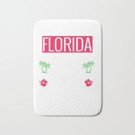 Florida Cities Miami Tallahassee Orlando Jacksonville Fort Lauderdale Tampa St Petersburg Bath Mat