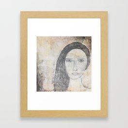 Hope Whispers Framed Art Print