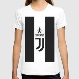 Christiano Ronaldo Juventus T-shirt