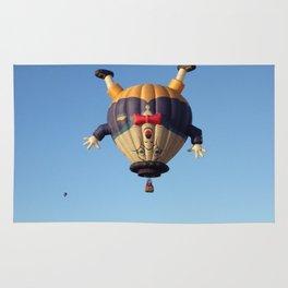 Humpty Dumpty Hot Air Balloon Rug