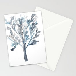 Watercolour Tree 5  Modern Watercolor Art   Abstract Watercolors Stationery Cards